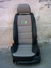přední sedačka na Škoda Octavia 2 v provedeni RS