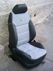 přední sedačka na Škoda Octavia 1 v úpravě Otavii RS2
