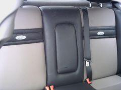 zadní sedačky na Ford Focus 1 v úpravě Octavia RS2