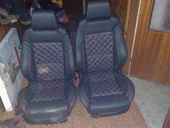 přední sedačky na W Golf 4 GTi