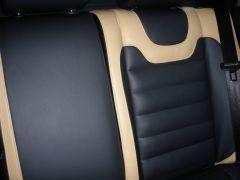 sedačky z Octavia 1 v upraveném designu