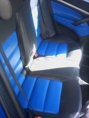 zadní  sedačky z klasické Octavia 2