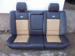 zadní sedačky z Octavia 1