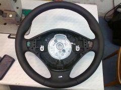 volant z BMW M5