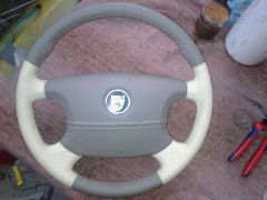 volant z Jaguara S-Typ