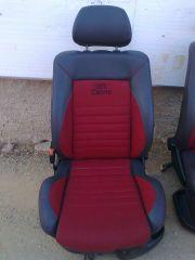 Předni sedačky z W Golf 3 cabrio