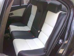 Zadni sedačky z BMW 5 ,E-60