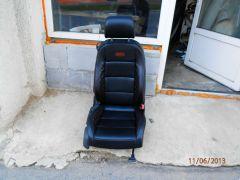 předni sedačka z W Golf 5