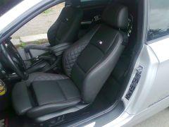 Předni sedačky z BMW 3 ,E90