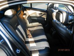 BMW 5, rok viroby 2011