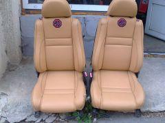 sedačky z MG Rover