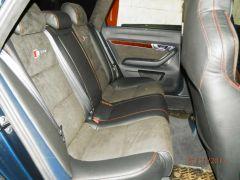 sedačky z Audi A6