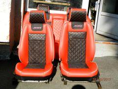 předni sedačky z BMW E-36