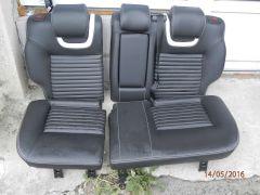 zadni sedačky z Ford Mondeo 4